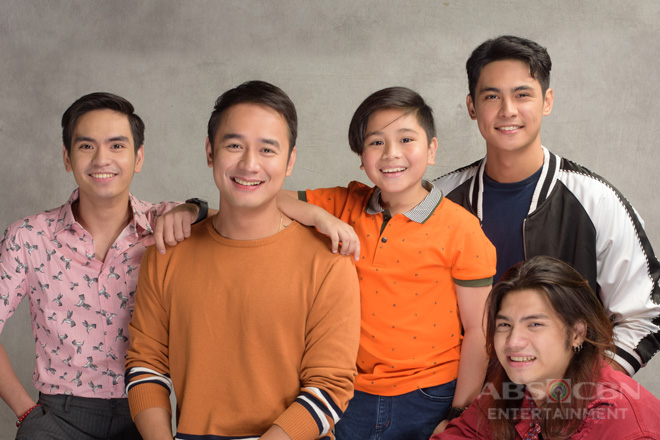 Mabunga Brothers Kiko, Kid, Jairus, Raikko captivate us with their TV appearances through the years